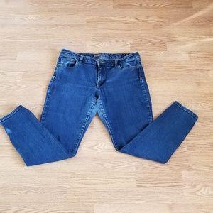 Michael Kors women's denim skinny jeans